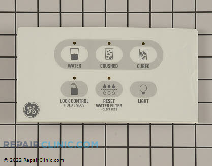Dispenser Control Board (OEM)  WR55X10518