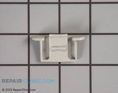 Dishrack Stop Clip (OEM)  W10261227