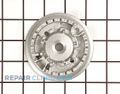 Surface Burner Base - Part # 1179269 Mfg Part # 8286182