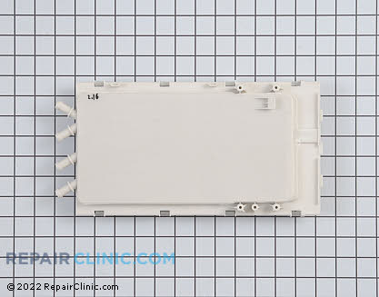 Detergent Dispenser Cover (OEM)  34001284