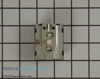 Admiral Dryer Selector Switch