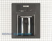 Dispenser Fa&#231;ade - Part # 1186989 Mfg Part # 67006059