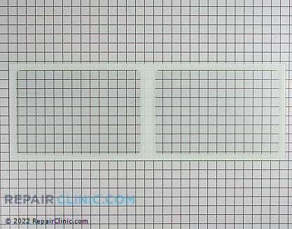 Shelf Glass (OEM)  67006655