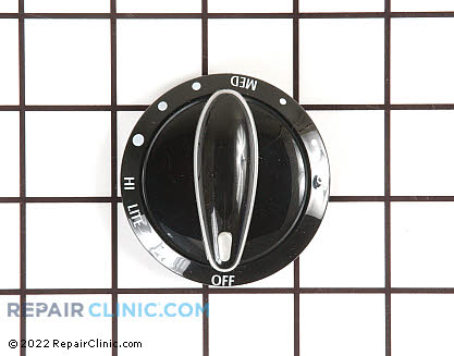 Control Knob 74011287 Main Product View