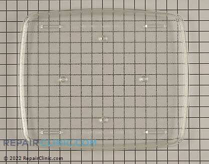 Glass Tray (OEM)  DE63-00383A