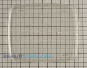 Glass Tray - Part # 2080609 Mfg Part # DE63-00383A