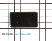 Hinge Cover - Part # 1668604 Mfg Part # DA63-02520A