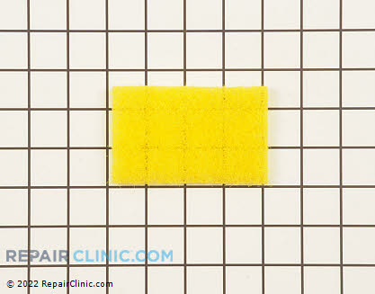 Cleaning Pad 316459400 Main Product View