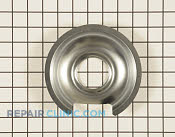 6 Inch Burner Drip Bowl - Part # 1192940 Mfg Part # A316221501
