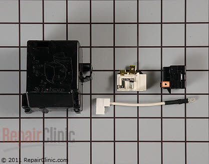 Relay and Overload Kit (OEM)  12002782