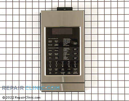 Sharp Microwave Touchpad and Control Panel