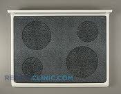 Glass Cooktop - Part # 1194818 Mfg Part # 316456213
