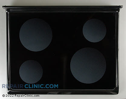 Glass Cooktop 316456224 Main Product View