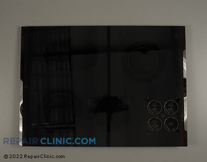 Kitchenaid Glass Cooktop Assembly