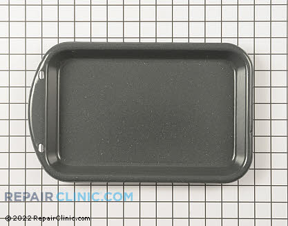 Broiler Pan (OEM)  WB48K10015, 1195231