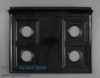 Metal Cooktop (OEM)  WB62K10109, 1195279