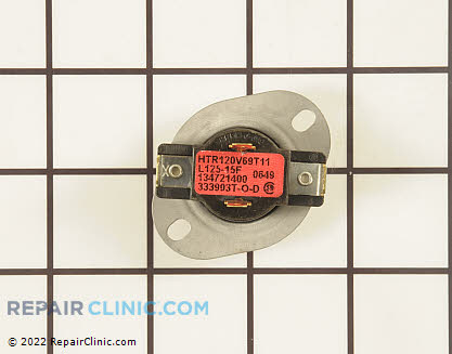 Cycling Thermostat 134721400 Main Product View