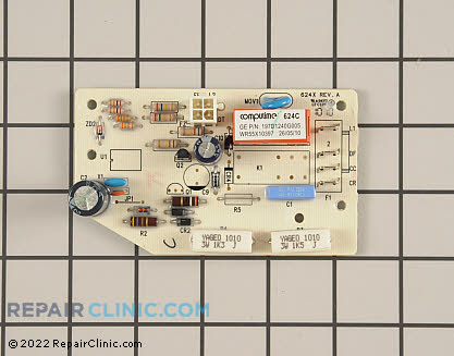Defrost Control Board (OEM)  WR55X10900 - $56.35