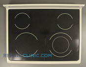 Glass Cooktop - Part # 1197204 Mfg Part # 316456231