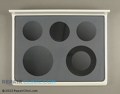 Frigidaire Glass Cooktop Assembly