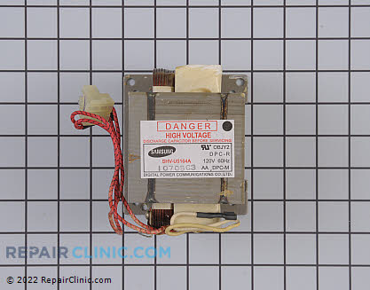 High Voltage Transformer 5304456107 Main Product View