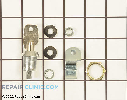 Coin Box Lock 5304458427 Main Product View