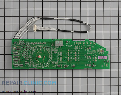 User Control and Display Board (OEM)  8564288