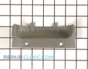 Door Handle - Part # 1202862 Mfg Part # W10100381