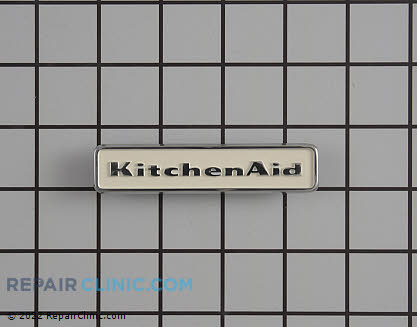Kitchenaid Dishwasher Nameplate