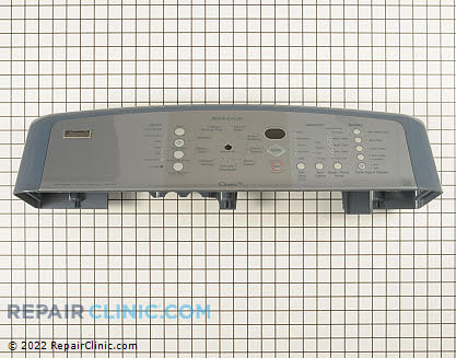Kenmore Touchpad and Control Panel Assembly