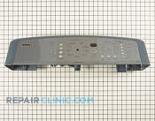 Touchpad and Control Panel - Part # 1202502 Mfg Part # W10034440