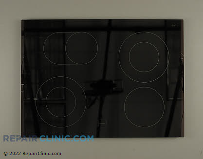 Glass Cooktop W10297306 Main Product View