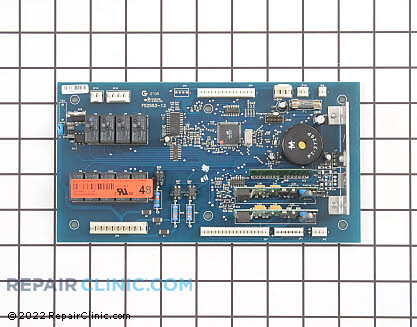 Main Control Board 67006853        Main Product View