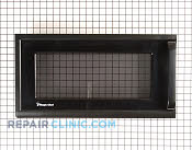 Microwave Oven Door - Part # 1206568 Mfg Part # 3511726100B