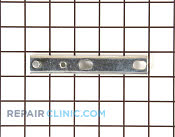 Top Hinge - Part # 1206543 Mfg Part # 30127009