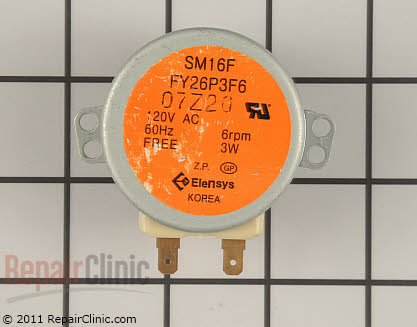 Turntable Motor (OEM)  3966820810