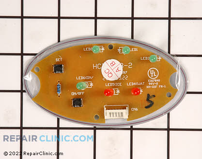Display Board (OEM)  HCI002, 1206761