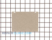 Waveguide Cover - Part # 1206796 Mfg Part # MCC1010STG-07