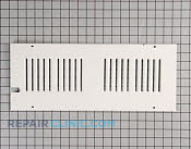 Vent Grille - Part # 1206820 Mfg Part # MCCF5/7WBX-12