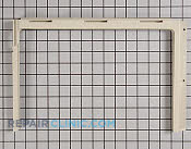 Frame - accordian screen  [lef - Part # 1208921 Mfg Part # AC-2950-01