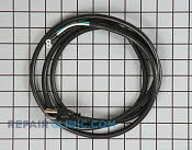 Power Cord - Part # 1220435 Mfg Part # DW-1302-03