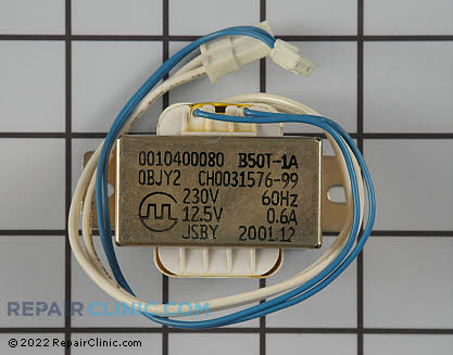 Transformer AC-7550-02 Main Product View