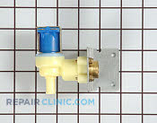 Water Inlet Valve - Part # 1220947 Mfg Part # DW-7800-03