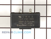 Capacitor - Part # 1221901 Mfg Part # RF-1400-07