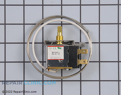 Temperature Control Thermostat RF-7350-127 Main Product View