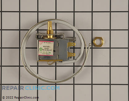 Temperature Control Thermostat RF-7350-82 Main Product View