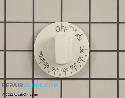 Thermostat Knob RO-4000-01 Main Product View