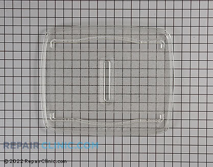 Glass Tray (OEM)  3390W0A001B, 1256944
