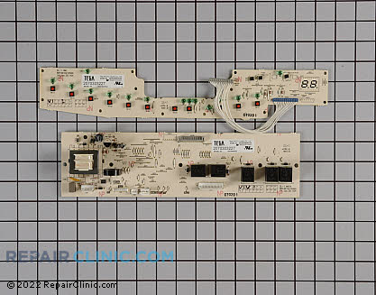 Ge Dishwasher Main Control Board