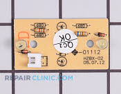Light Board - Part # 1257729 Mfg Part # RF-4260-14